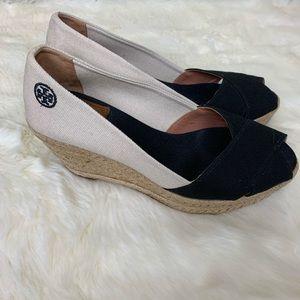 Tori Burch espadrille sandals